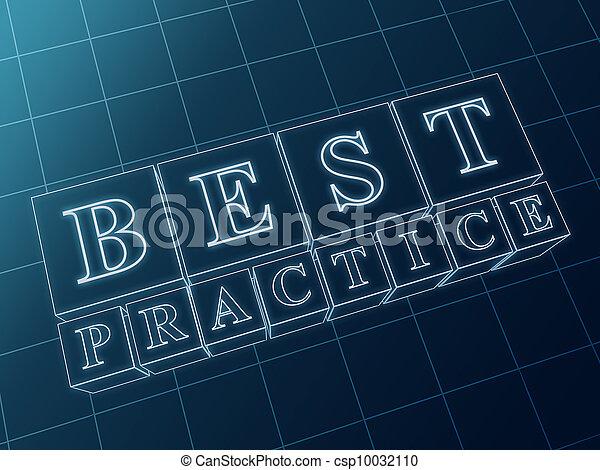 Best practice - csp10032110