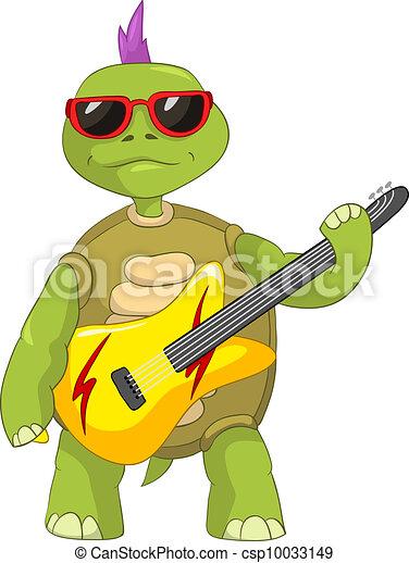 Vecteur eps de rigolote tortue toile rocher dessin - Image tortue rigolote ...