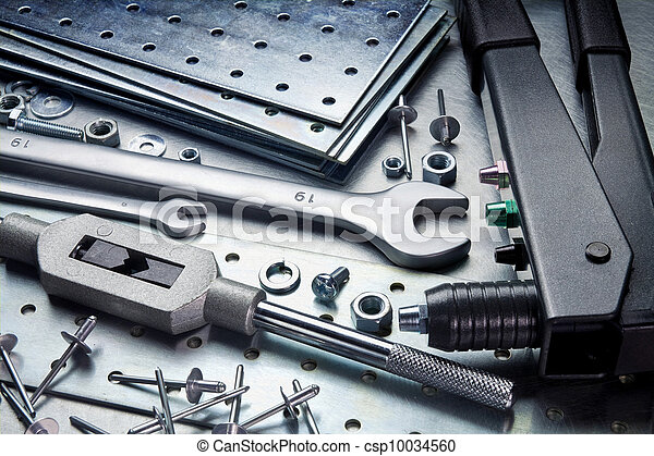 Metal tools - csp10034560