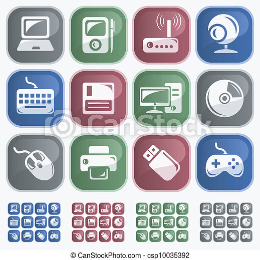 Hardware buttons - csp10035392