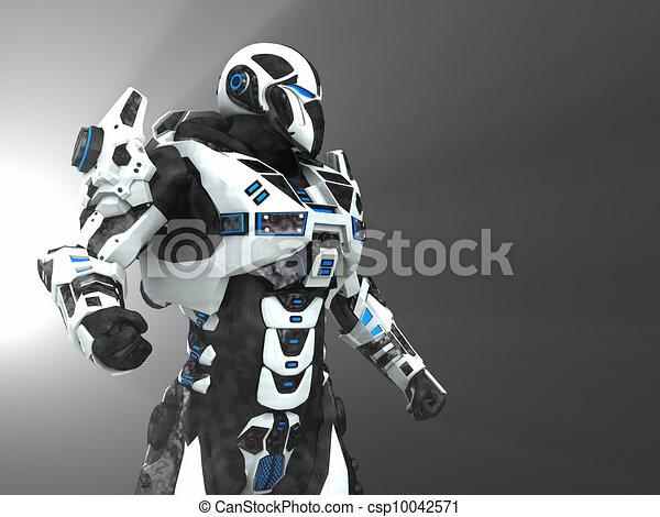 Advanced super soldier - csp10042571