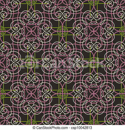 pattern wallpaper vector seamless background - csp10042813