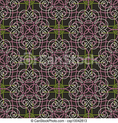 pattern wallpaper vector seamless background - csp10042813