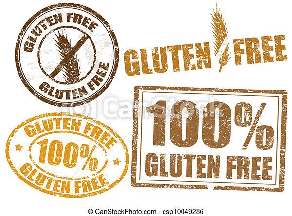 Gluten free - csp10049286