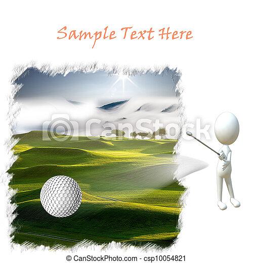 Hi, Let\'s golf