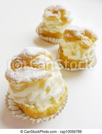 Dessert Mini Cake - csp10056789