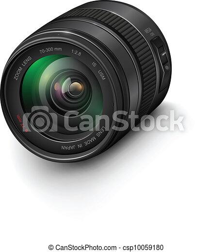 Photo lens - csp10059180