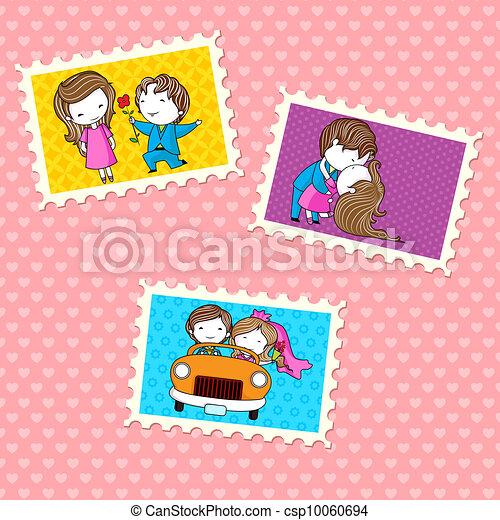 Wedding Album - csp10060694