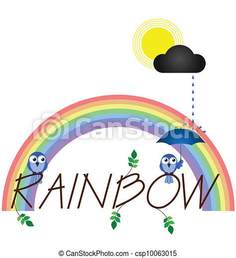 Rainbow - csp10063015