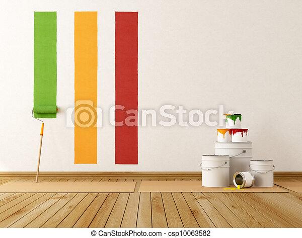 Home renovation - csp10063582