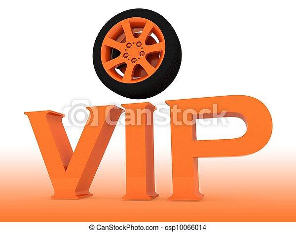 Vip wheel