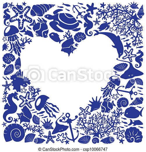 surrounded clip art