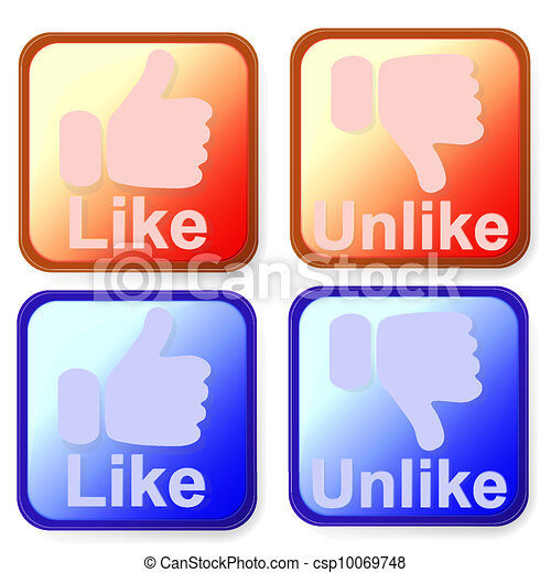 The best selection of hand in a blue jacket OK hand icon on a blue background. - csp10069748