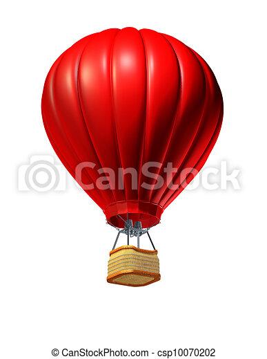 Hot Air Balloon - csp10070202