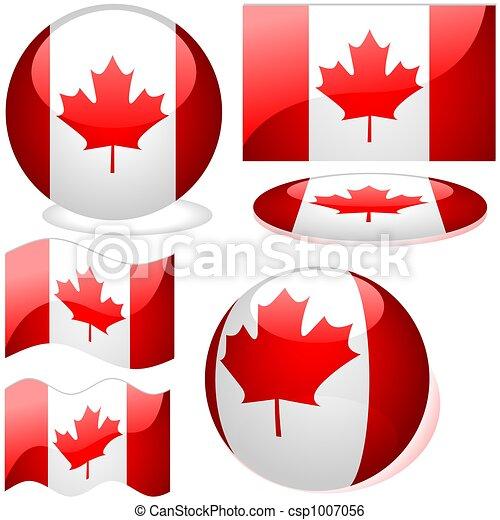 Canada Set - csp1007056