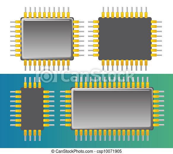 Chip set - csp10071905