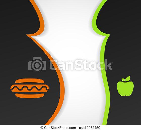 Health food - csp10072450