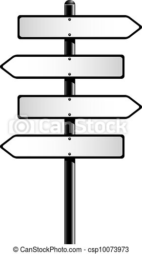 Direction Signs - csp10073973