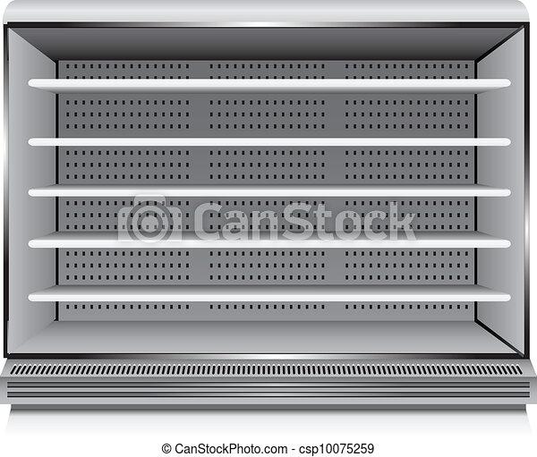 Commercial Refrigerator - csp10075259