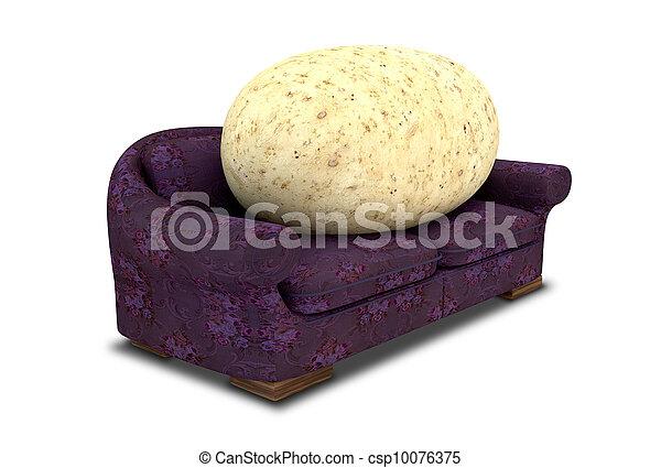 Couch Potato - csp10076375