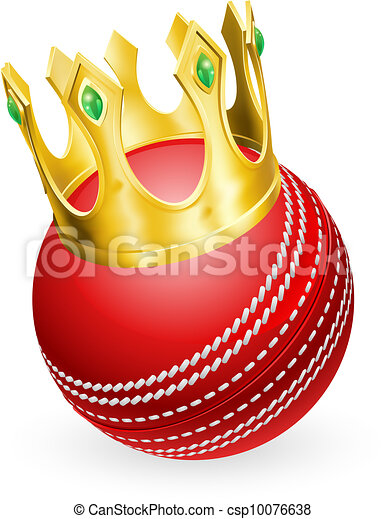 King of cricket - csp10076638