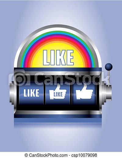 Like - csp10079098