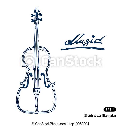 Violin - csp10080204