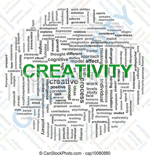 Creativity tags - csp10080880