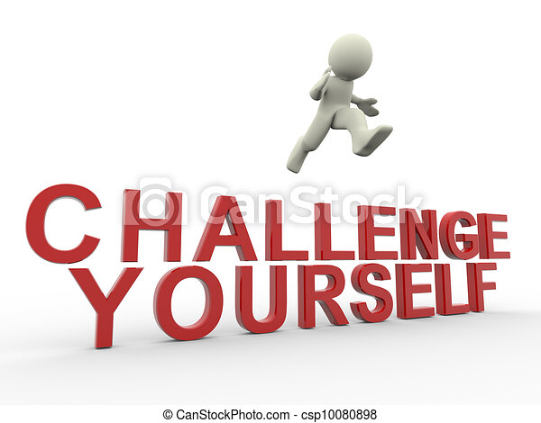Challenge yourself - csp10080898