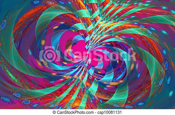 Fractal galactic - csp10081131