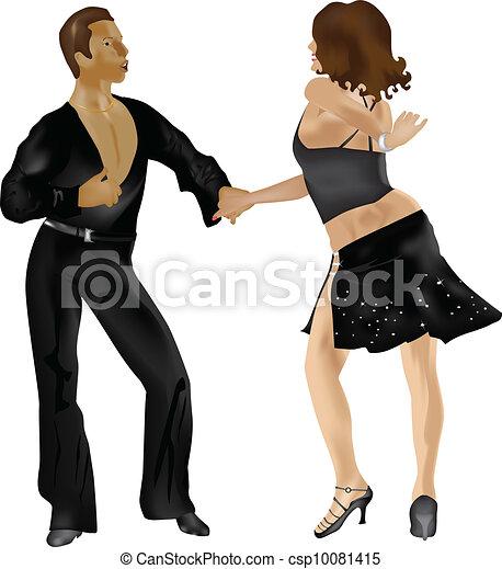 Salsa casino dance 12
