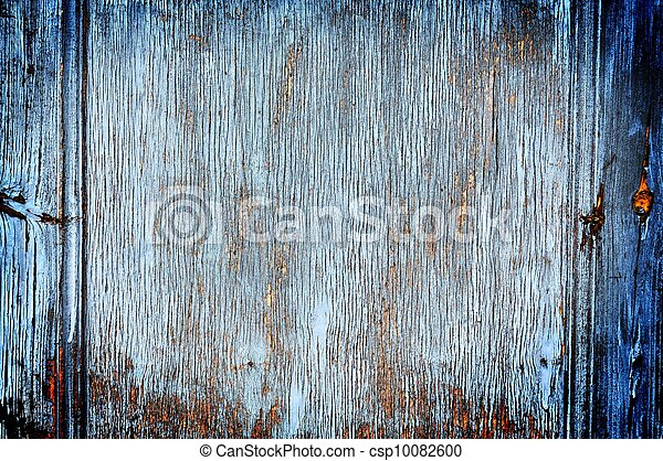 Wood Grungy Background - csp10082600