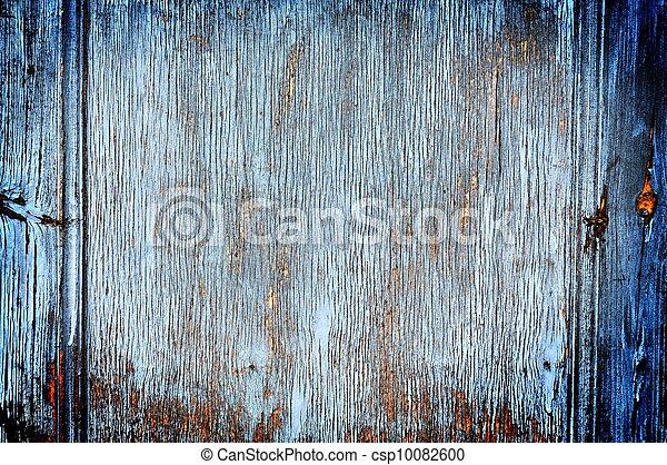 Wood Grungy Background - csp10082600