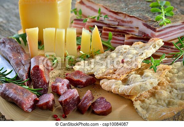 Bacon snack - csp10084087
