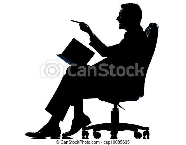 Stock De Fotos De Uno Cauc 225 Sico Empresa Negocio Hombre
