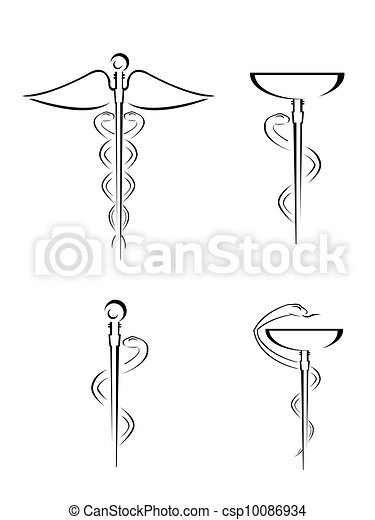 Medical Symbol - csp10086934