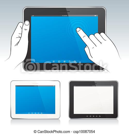 Digital Tablet - csp10087054