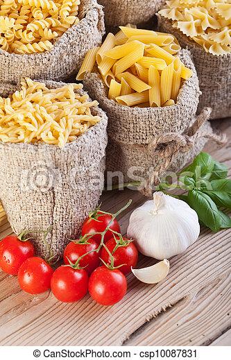 Italian cuisine concept - csp10087831