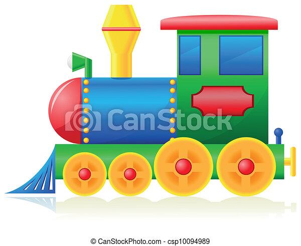children locomotive - csp10094989