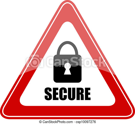 Vector secure sign - csp10097276