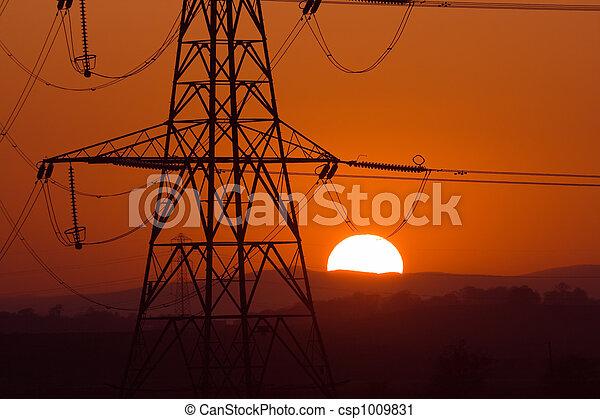 solar pylon - csp1009831