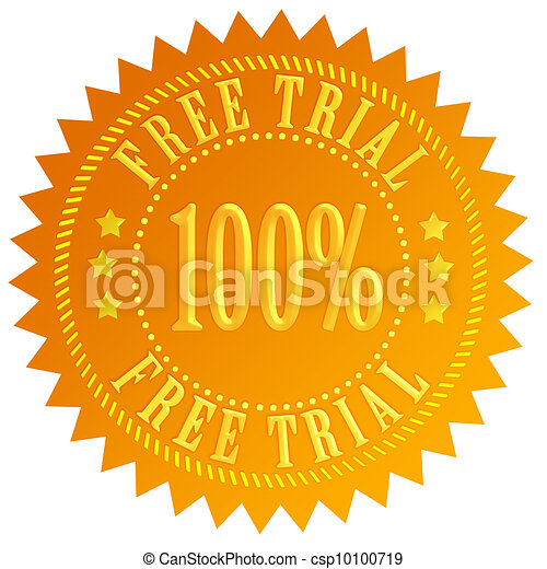 Free trial - csp10100719