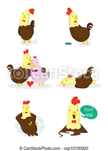 Chicken - csp10100920