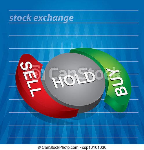 stock exchange charts - csp10101030