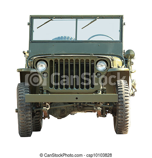 military american vehicle - csp10103828