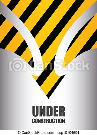 special under construction background for your website - csp10104604