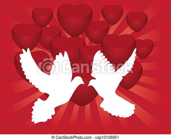 doves - csp10106951