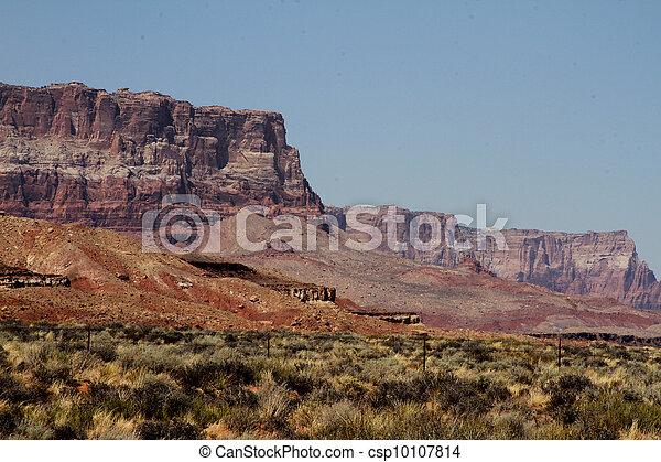 Vermilion Cliffs, Arizona 1 - csp10107814
