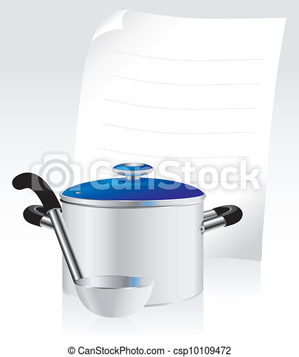 metallic pan - csp10109472