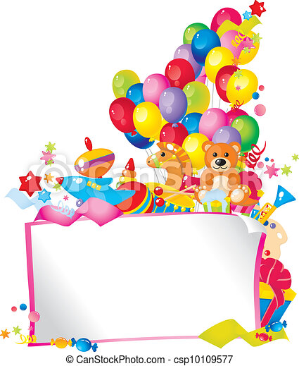 Children's holiday - csp10109577